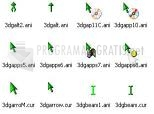 Download 3D Animated Cursors 2.1e