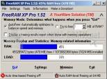 FreeRAM XP Pro 1.52