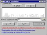 Download MP3 EXE Converter 1.31
