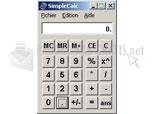 SimpleCalculator 1.3