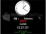 Imagen principal de Salvapantallas Reloj Calendario