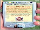 P2PTv Remote Control 06.04.2008
