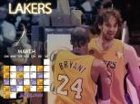 Pau Gasol y Kobe Bryant