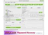 KRyLack Password Recovery 2.40.01