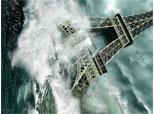 Torre Eiffel Inondata