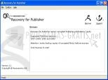 Imagen de Recovery for Publisher