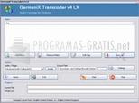 GermaniX Transcoder 9.0.0.0
