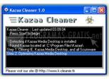 Kazaa Cleaner 1.1