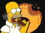 Imagen de Homer Simpson Donut