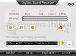 Imagen de Digiters Sound Recorder
