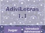 Imagen de AdiviLetras