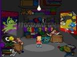 Imagen principal de The Simpsons: Bart´s House of Weirdness