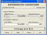 Extension Changer 1.0