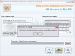 MS Access to MySQL Database Conv 2.0.15