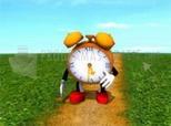 Imagen de Running Clock 3D Screensaver