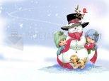 Muñeco de nieve 1.0