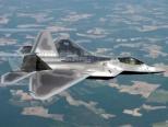 Camo F-22