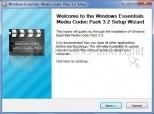 Cucusoft Codec Package 3.2