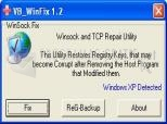 Imagen de WinSock XP Fix