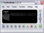 Tiny Web Radio 2.1.1