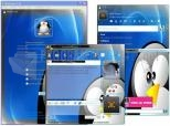 WLM Linux Skin for Messenger 1.01