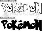 Imagen de Pokemon Font