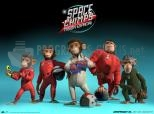 Imagen de Space Chimps Wallpaper1