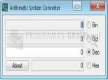 Arithmetic System Converter 1.0.0.46