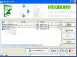 A-PDF Excel to PDF 1.0.0