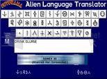 Futurama Language Decoder