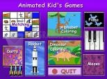 Imagen de Animated Kid´s Games