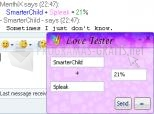 Script MSN Love Test 1.0