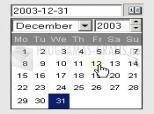 JS Date Picker 4.5