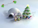 Natale Eskimo family