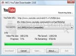 Scaricare MCS YouTube Downloader 2.8