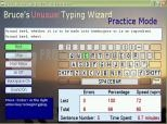 Bruce´s Unusual Typing Wizard 1.4
