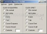 Conversor Mouse Teclat 0.3