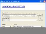 Free FLV to 3GP Converter 1.0