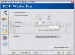 PDF Writer PRO 2.0