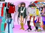 Ayeka Dress Up Game