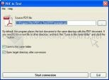 Imagen de PDF to TEXT Converter