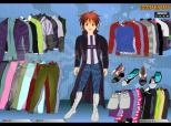 Peppy Anime Boy