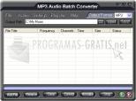 MP3 Audio Batch Converter 3.0