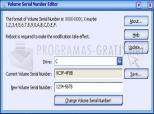 Download Drive Volume Serial Number Editor 1.10.20