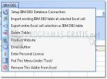Excel IBM DB2 7.0