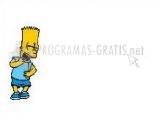 Bart ridendo