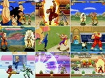 Download DragonBall vs Street Fighter
