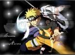 Télécharger Sasuke and Naruto Dark