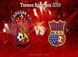 Caracas FC Vs Monagas Sport Club