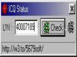 ICQ Status 1.3